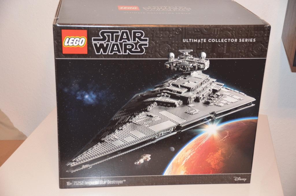 Lego Sternenzerstörer. Eine lohnende Investition im Lego Depot