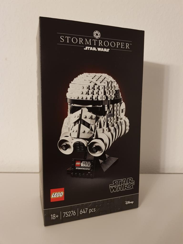Ein guter Preis für den Lego Stormtrooper Helm. 38% Rabatt eine super Legoinvestition.
