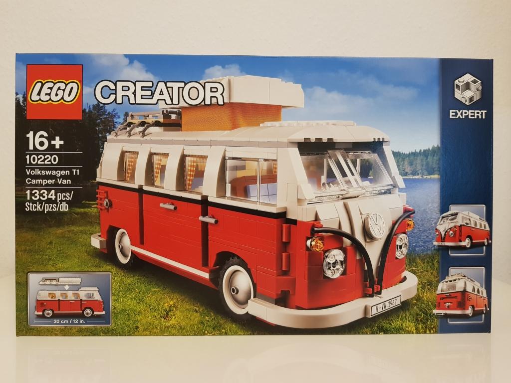 Der Lego T1 Bulli. Das perfekte Geschenk für Bulli Fans.